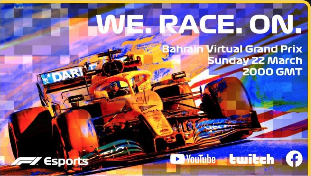 F1 virtual grand prix